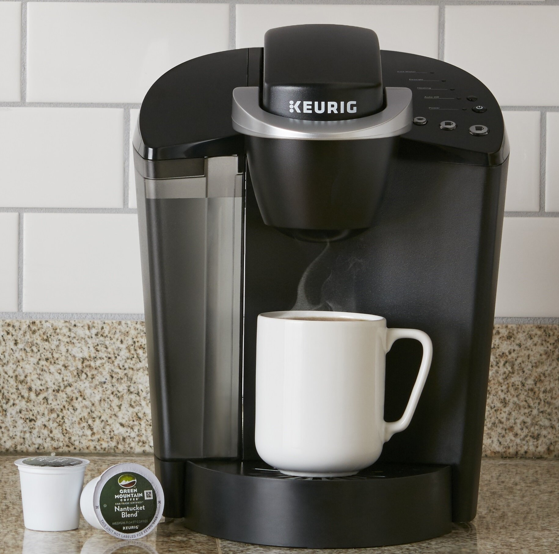 Keurig K ClassicTM K55 Single Serve Cup Pod Coffee Maker Reviews