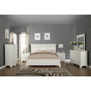 Fellsburg Panel 6 Piece Bedroom Set