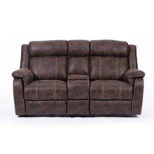 Williston Forge Sotomayor Motion Reclining Loveseat