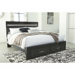 Starberry Storage Panel Bed by Signature Design by Ashley