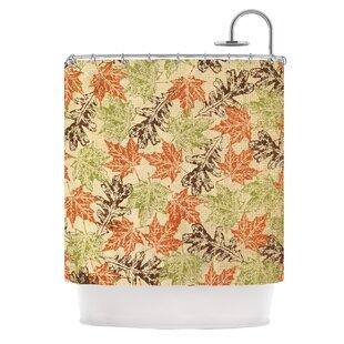 Leaf it to Me by Heidi Jennings Single Shower Curtain