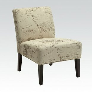 Newington Slipper Chair by Winston Porter