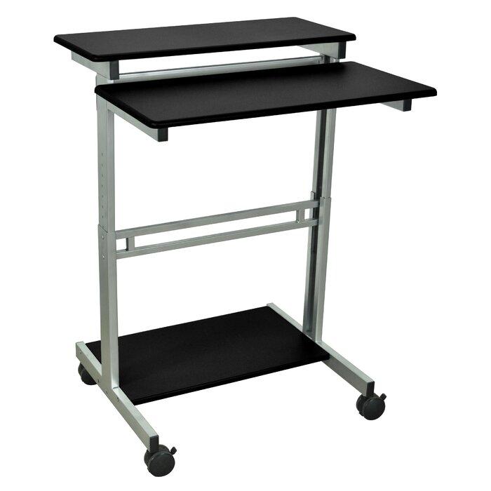 Westberg Height Adjustable Standing Desk Converter
