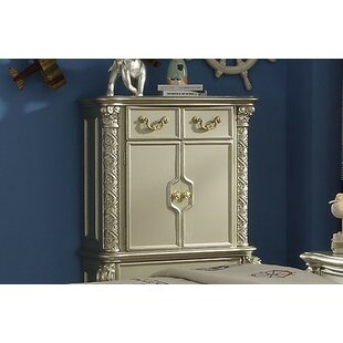 Westhoughton 2 Drawer Gentleman's Chest by Astoria Grand