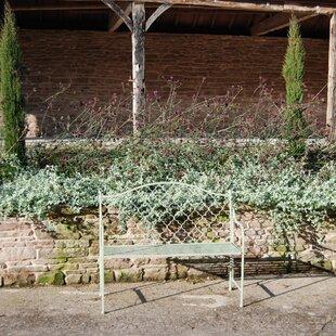Dejean Steel Bench By Sol 72 Outdoor