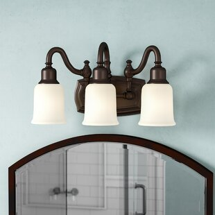 Biggerstaff 3-Light Vanity Light ByThree Posts