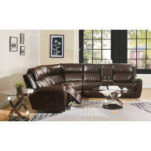 Senda Reclining Sectional ..