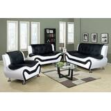 Finck 3 Piece Living Room Set by Orren Ellis