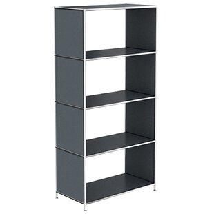 Best Reviews Manzano Standard Bookcase ByLatitude Run