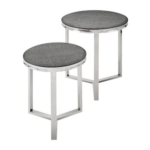 Corsa 2 Piece Nesting Tables