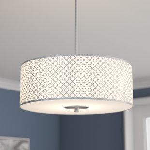 Willa Arlo Interiors Fayme 3-Light Pendant