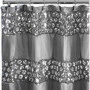 Rivet Shower Curtain