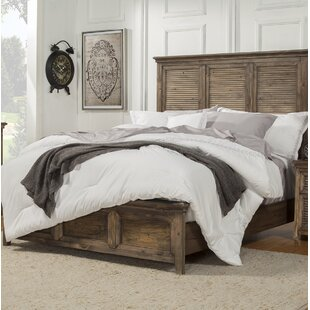 Pomfret Panel Bed by Alcott Hill