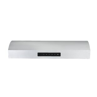 30 700 CFM Ducted Under Cabinet Range Hood with Night Light