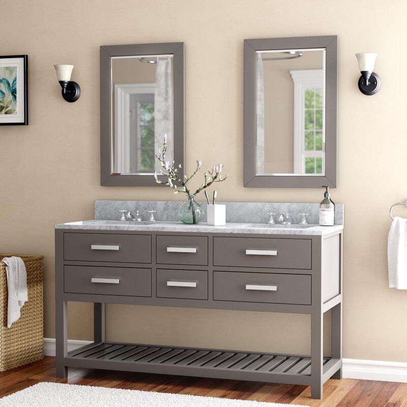Andover Mills Berghoff 60 Double Sink