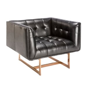Club Matisse Armchair by Sunpan Modern