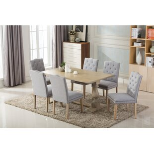 Dietz 7 Piece Dining Set