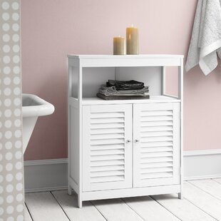 Review Abraham 60 X 80cm Free-Standing Cabinet