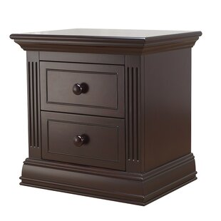 Providence 2 Drawer Nightstand
