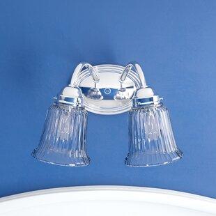 Buying Burke 2-Light Vanity Light By Charlton Home