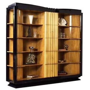 Ebeling Italian Art Deco Oversized Set Bookcase by Bloomsbury Market