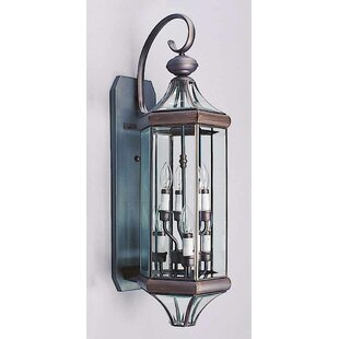 Compare 6-Light Outdoor Wall Lantern By Volume Lighting