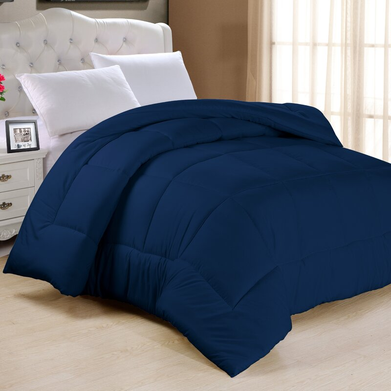 Andover Mills Demelza Down Alternative Comforter & Reviews | Wayfair