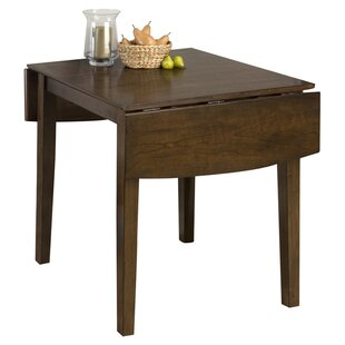 Carlos 30 Drop Leaf Dining Table Andover Mills