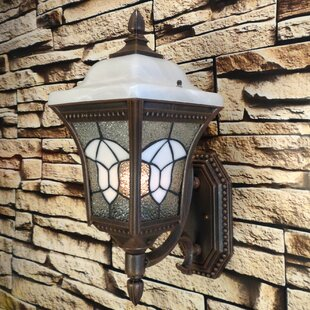 Abington 1-Light Outdoor Sconce