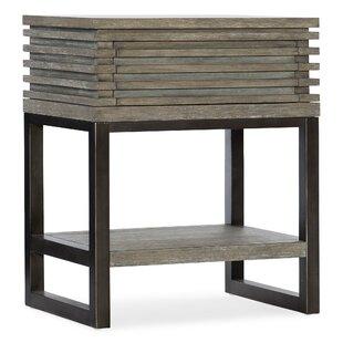 Hooker Furniture Annex 1 Drawer Nightstand
