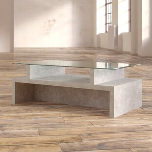 Price Check Etienne Coffee Table by 17 Stories Reviews (2019) & Buyer's Guide