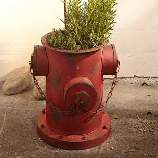Blanca Hydrant Planter By Borough Wharf
