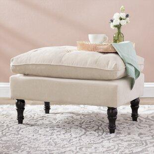 Miraculous Brianna Contemporary Tufted Standard Ottoman Beatyapartments Chair Design Images Beatyapartmentscom