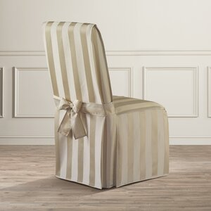 Polyester Parson Chair Slipcover