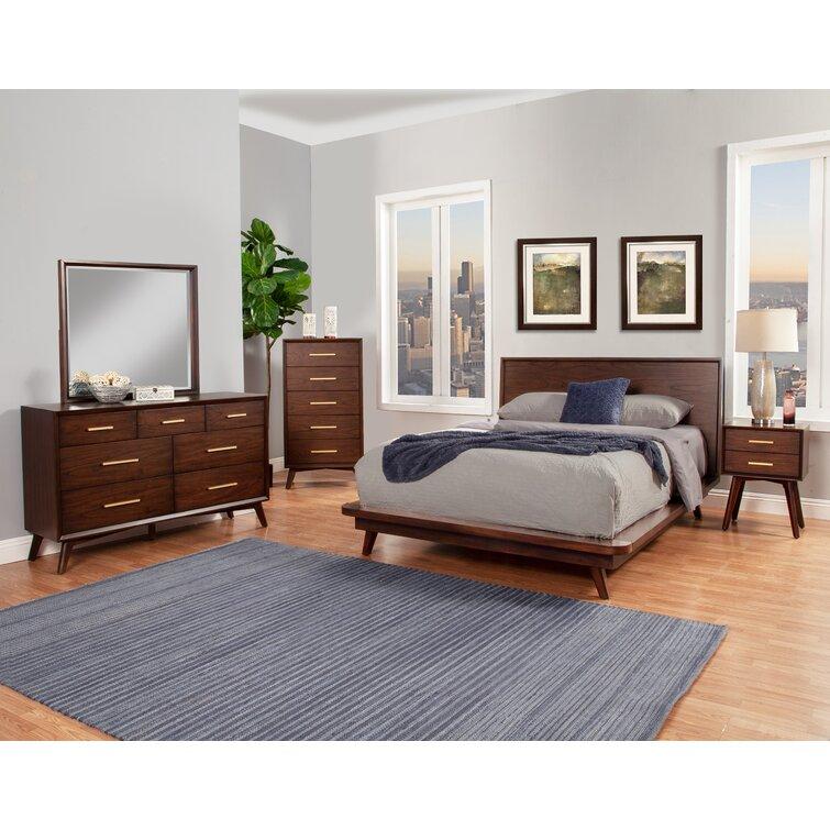 AllModern Capricorn Platform Configurable Bedroom Set & Reviews