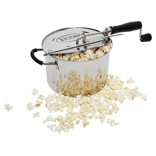 Searching for 192 Oz. StovePop Popcorn Popper By Victorio