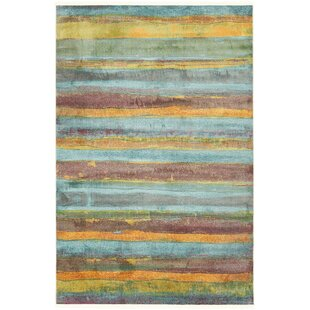 Purington Gray Area Rug