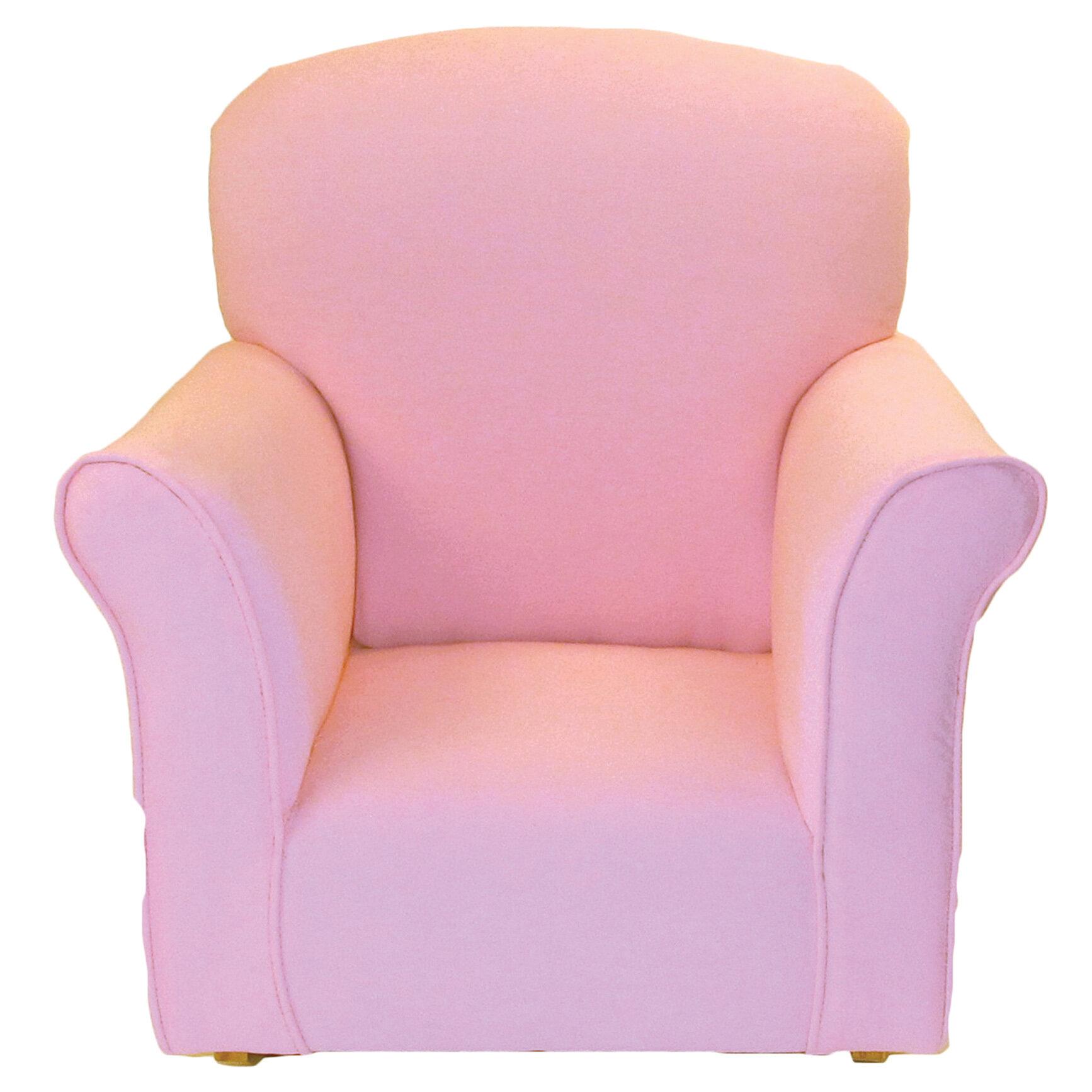 BrightonHomeYouth Kids Cotton Rocking Chair | Wayfair