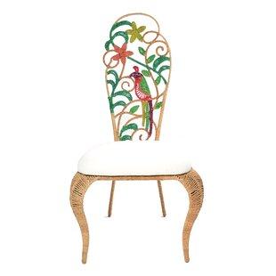 Bay Isle Home Lysette Slipper Chair