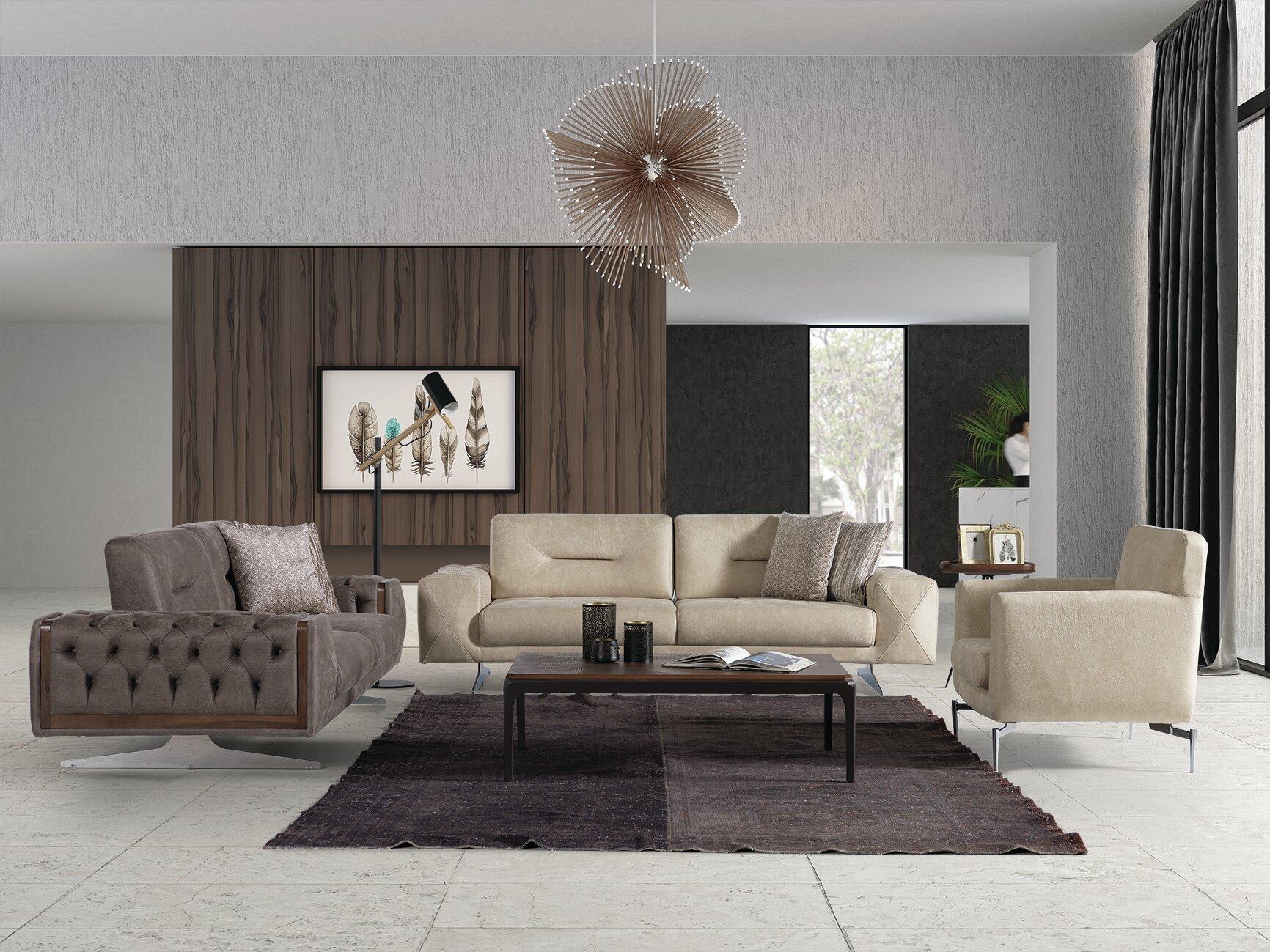 Reclining Sofa Orren Ellis Living Room Sets You Ll Love In 2021 Wayfair