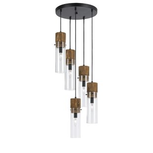 Dinel 5-Light Pendant by G..