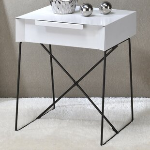 Compare Bogan End Table By Wrought Studio