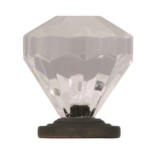 Traditional Classics Plastic Crystal Knob