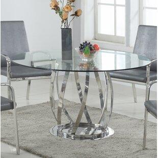 Glass Dining Tables You\'ll Love   Wayfair.ca