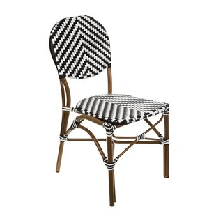 Shadwick Stacking Patio Dining Chair (Set of 2) By Brayden Studio