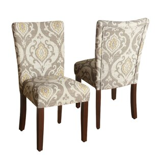 Neena Upholstered Dining Chair (Set of 2)