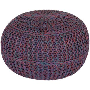 Arnold Pouf by Bungalow Rose