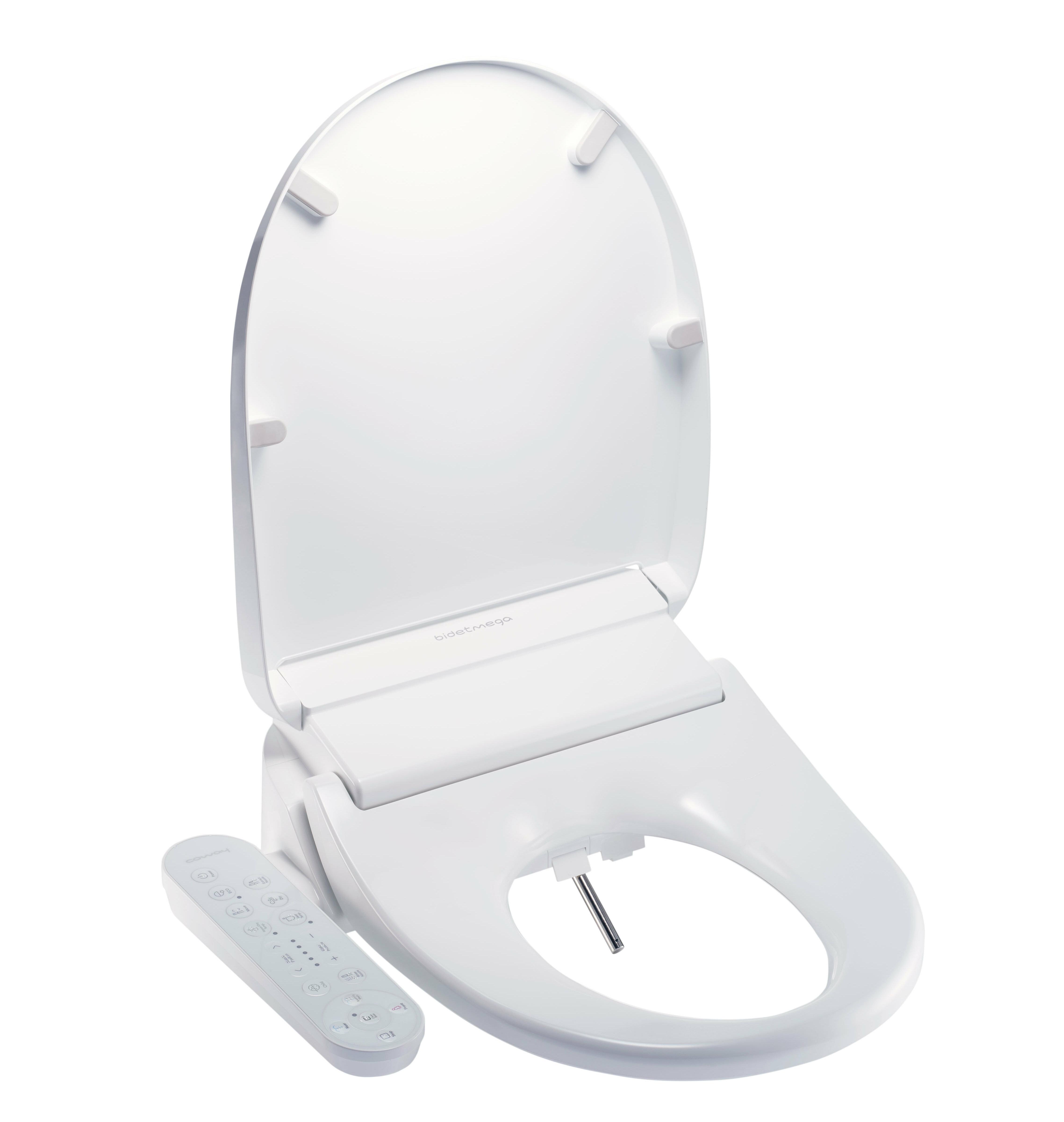 Coway Smart Electronic Round Toilet Seat Bidet Wayfair