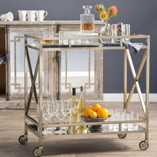 Willa Arlo Interiors Alexio Bar Cart