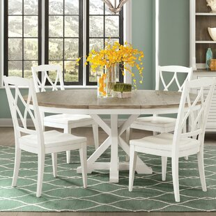 Eilis Extendable Dining Table by August Grove